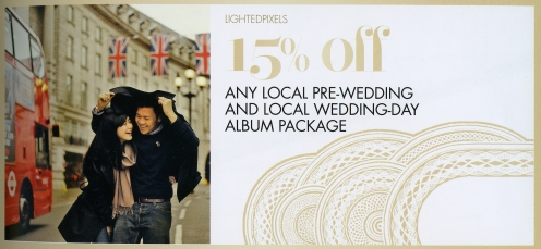 Style: Weddings 10th Anniversary Special Discounts